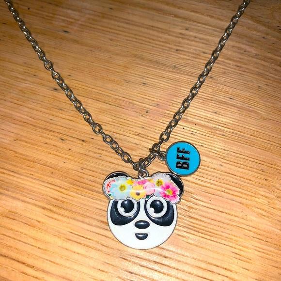 Panda Necklace!!